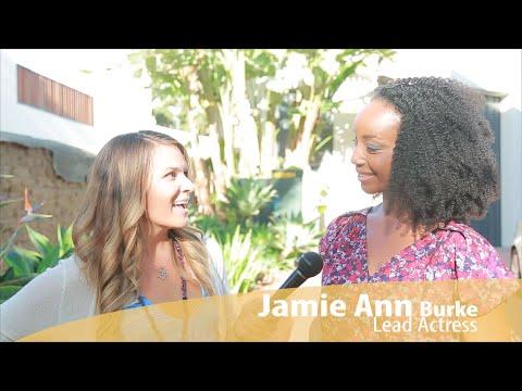 Jamie Ann Burke Interview @ (AWIFF 2014)