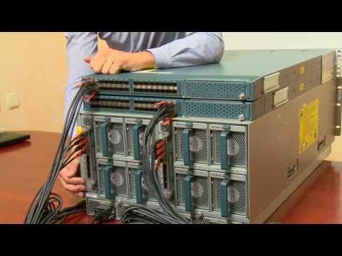 Видеоинструкция по настройке блейд-сервера Cisco UCS