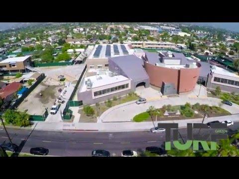 CaliGreenTurf.com Transforms at Vaughn Next Century Learning Center