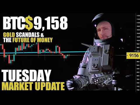 Breaking Bitcoin Market Analysis!🔴 Crypto & FOREX Live!🔴Tuesday Market Report!