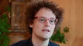 Ecce gratum trailer inför uruppförande våren 2015