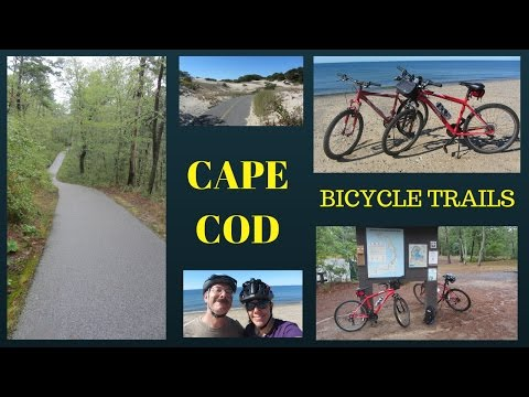 Three Bicycle Trails ~ Cape Cod Massachusetts