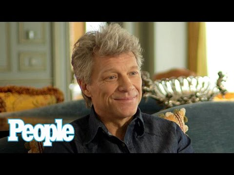 Jon Bon Jovi On Shielding His Kids From Fame | People NOW | People