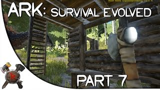 Ark: Survival Evolved Gameplay - Part 7:
