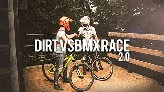 DIRT vs BMX RACE 2.0 | Tristan Botteram - Djeronimo Slots