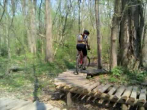 "Indiana ""Mountain Biking"""