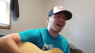 Even Though I'm Leaving - Luke Combs (Cover) Video