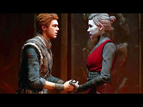 Star Wars Jedi Fallen Order Nightsister Witch Merrin Lover Story 2019