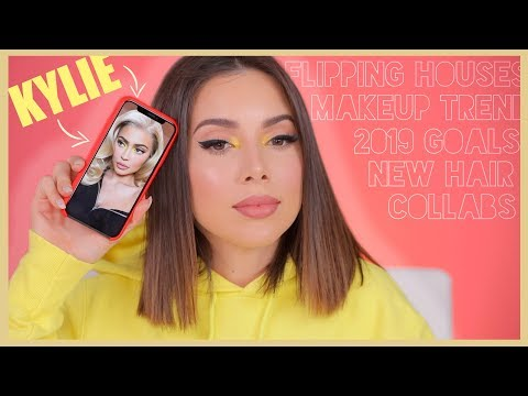 CHATTY GRWM | NEW PRODUCTS + WHAT'S UP 2019