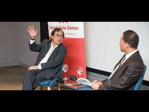 Fireside Chat with Ambassador-at-Large Bilahari Kausikan
