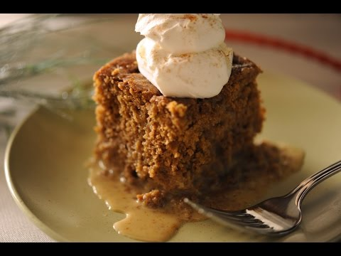 How to Make Gingerbread Pudding Cake