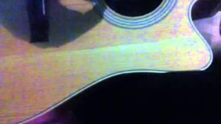 Con Đường Em Mơ - Guitar cover