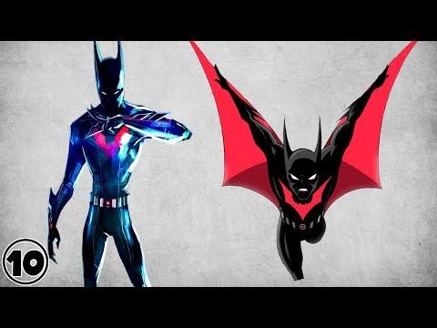 Top 10 Alternate Versions Of Batman Facts - Batman Beyond