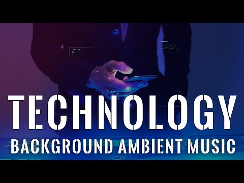 Background Tech Music (no copyright) - Technology Background Music for videos / Medical music