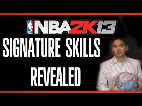NBA 2K14- All Signature Skills Revealed