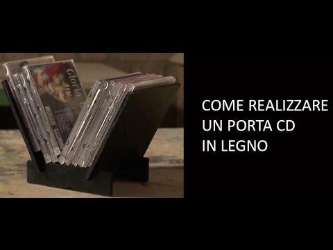 Porta cd in legno youtube - Porta cd in legno ...