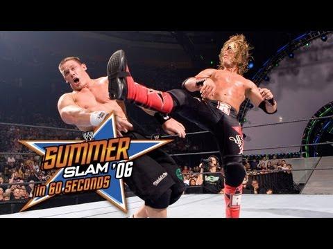 SummerSlam in 60 Seconds: SummerSlam 2006