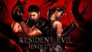 Resident Evil: Evolution (GAME MOVIE)