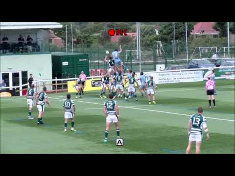 Carwyn Jones Rugby Highlights 2015-17