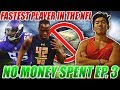 FASTEST PLAYER IN THE NFL & MORE! NO MONEY SPENT EP. 3! Madden 18 Ultimate Team