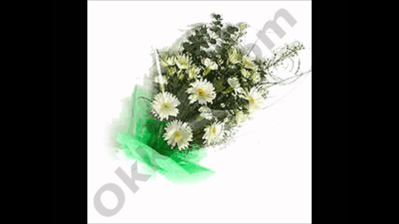 White Symphony Flowers Birthday Wedding Gifts To India Youtube