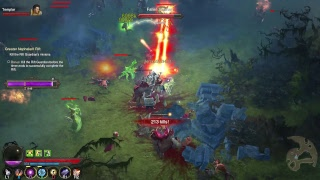 Diablo 3 - Season 12 HC Wizard #4 GR 22 ► 1080p 60fps No commentary ◄