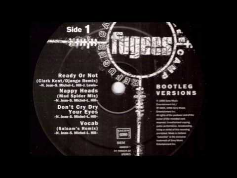 Fugees Ft Mad Spider  Nappy Heads Remix  LP Ruffhouse Records 1996  REGGAE IN HIP HOP