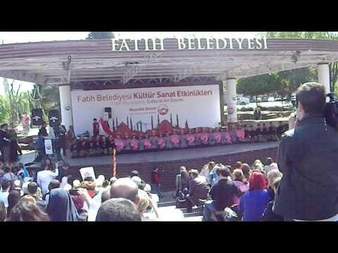 Istanbul Folk Dance Festival 21 04 2012 part2
