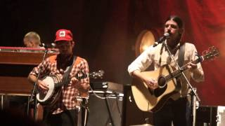 "Avett Brothers ""Bring Your Love to Me"" Edgefield, Troutdale, OR 09.06.14"