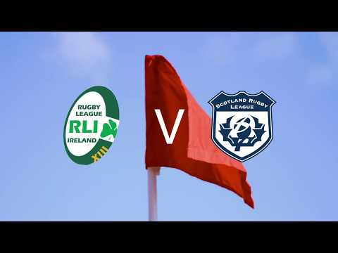 Rugby League Ireland V Scotland Rugby League Highlights