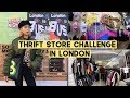 Thrift Shop Challenge in London (Traid, East End Thrift Store, Atika and more) | Q2HAN