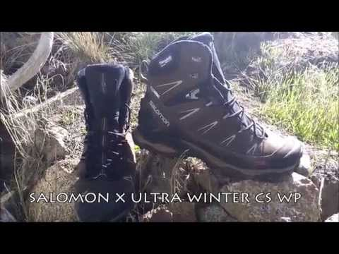 4b7ca693 Salomon X Ultra Winter CS WP