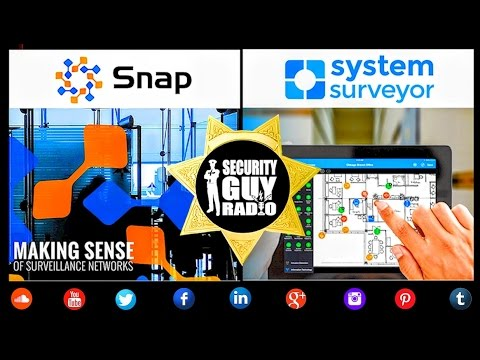 [148] Snap Surveillance and System Surveyor - Patented / Pending Products form ASIS 2015