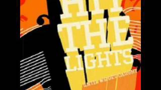 Save Your Breath- Hit the Lights-lyrics