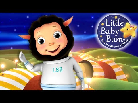 Baa Baa Black Sheep  Part 1  Nursery Rhymes   LittleBaBum!