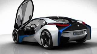 BMW Concept Car Video