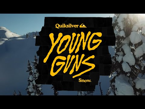 Win A Trip To Revelstoke and $10,000—Quiksilver's Young Guns Snow
