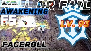 Dragon Nest PvP : Faceroll v WindWalker Adept Awakening KOF Lv. 93 KDN Spec Mode.