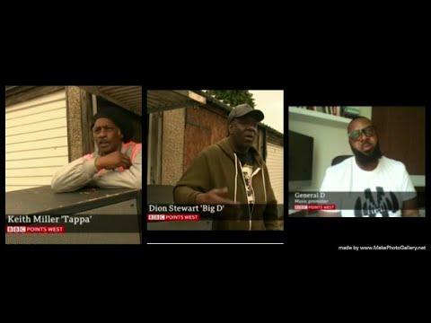 TV Report : Reggae Sound Systems In Bristol, UK - with Tappa, Big D, General D &  Ashish Joshi