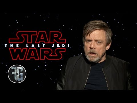 Mark Hamill Hates Star Wars The Last Jedi
