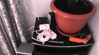 супер штора(на этом видео подробно описано как прикрутить к шторе радиоуправление..., 2014-05-02T17:22:44.000Z)