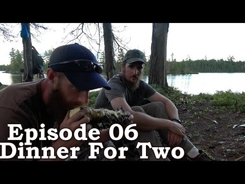 Beyond Survival | The Wilderness Living Challenge 2016 S01E06 - DINNER FOR TWO