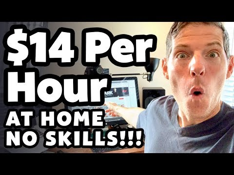 3 Work At Home Jobs ** Hiring Now ** No Skills Required
