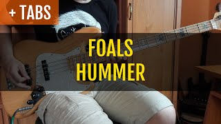 Baixar FOALS - HUMMER (Bass Cover with TABS!)