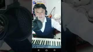 """saz""адырға баққан қой семіз karaoke-nuska 20180522 nicelive"