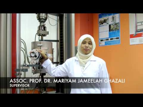 Postgraduate Studies at UKM: Engineering