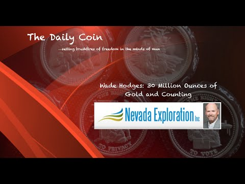 Wade Hodges: 30 Million Ounces of Gold and Counting