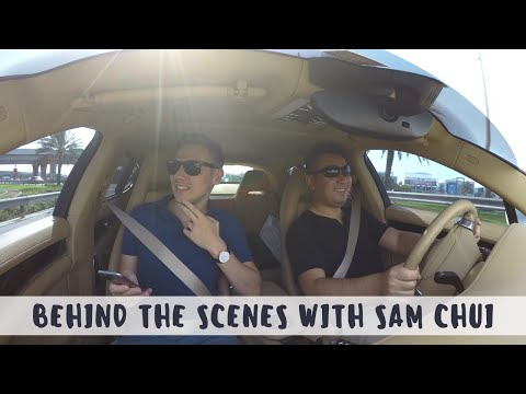 INTERVIEW: Behind the Scenes with SAM CHUI