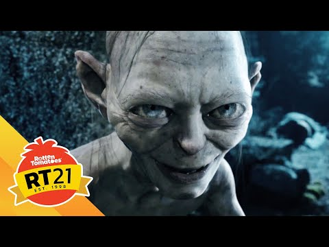 21 Most Memorable Movie Moments: Gollum talks to Smeagol in The Two Towers (2002)