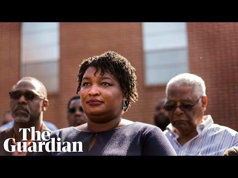 Stacey Abrams v Brian Kemp: inside the bitter battle for Georgia's soul